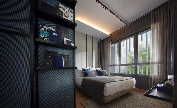the-tre-ver-B7-Master-bedroom