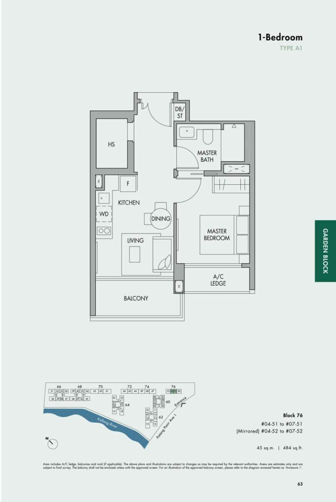 Trever-1-bedroom-type-a1