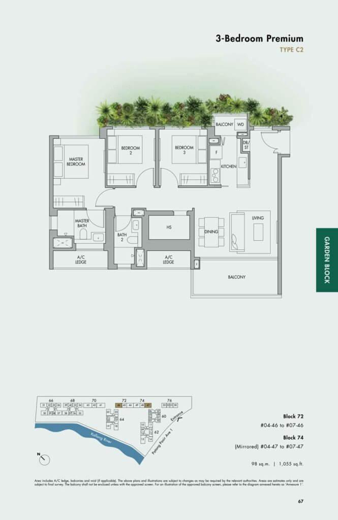 Trever-3-bedroom-type-c2